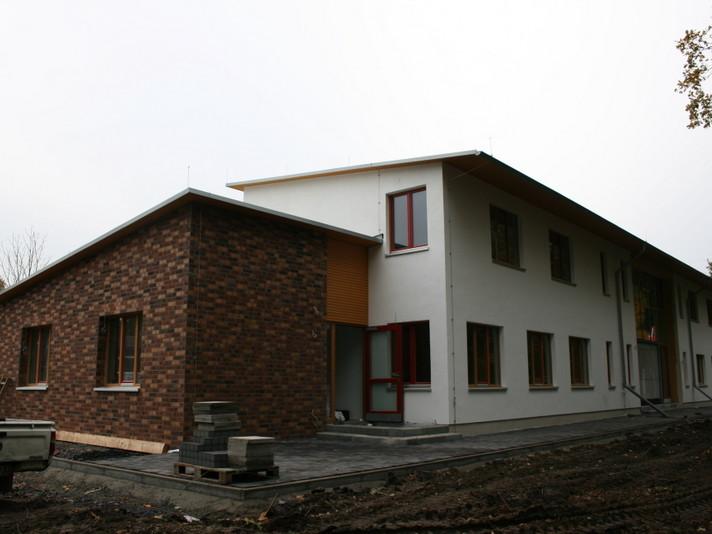 Heilzentrum LWL Hamm, Luftinhalt 1800 m3, 2008