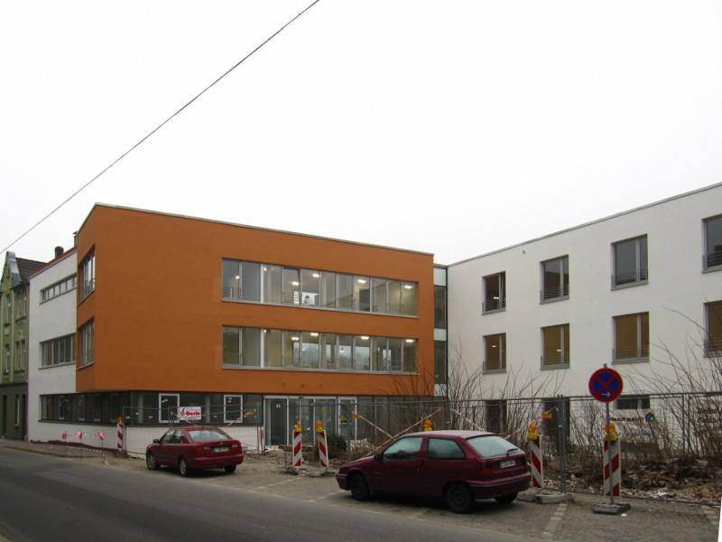 Bochum, Alten- und Pflegeheim, 13.000 m3 - 2011