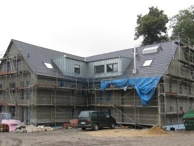 Mehrfamilienhaus Sanierung- mit Abluft-Lüftungsanlage - in Herdecke Volumen; 2180 m3