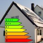 Energielabel für Gebäude