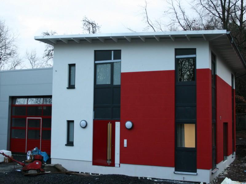 Dortmund, Feuerwehr Neubau