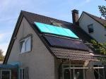 Solaranlage Flach- und CPC Röhrenkollektoren im Vergleich