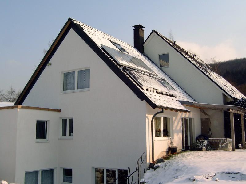 HEUTEC KFW 40 Haus nach Sanierung