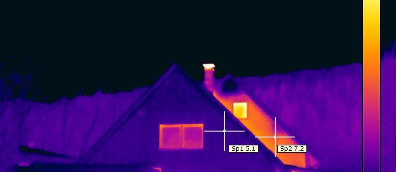 HEUTEC Thermografie, Sachverständige, Beratung, Energieberatung, Wärmebrücken, Luftundichtigkeiten, Messtechnik,