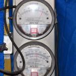 Messgerät zur Anzeige des Differenzdruck und Volumenstrom