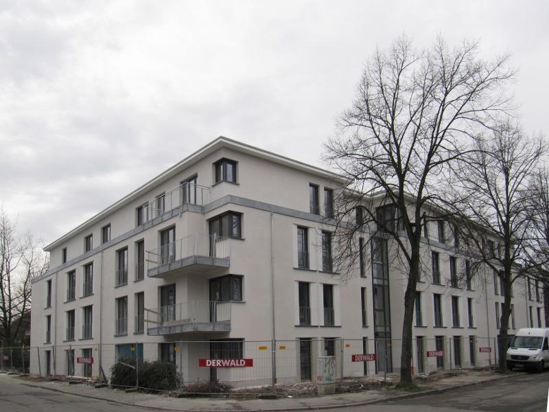 Service Wohnen 32WE Dortmund 2100 und 3200 m3 2013