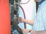 Kontrolle der Einstellungen nach Einbau einer Solarstation