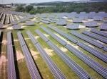 PV Freiflächenanlage in Bad Arolsen errichtet im Modell Bürgerbeteiligung