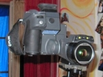 Thmerografie Kamera FLIR 640 bx